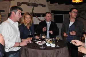 A Canal comme à TF1, on a apprécié la gastronomie briéronne.