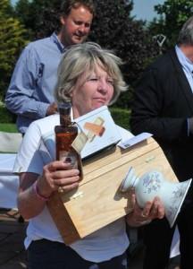 Jocelyne Van Der Gucht a dominé Patricia Guillaume chez les VIP dames brut