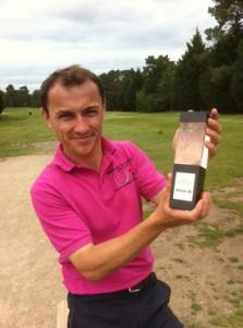 Golfeur possédant le meilleur index de la compétition, le Nantais Vincent Gautier s'est logiquement imposé en brut. Il remporte ainsi pour la seconde année consécutive le Trophée ALLIANZ.