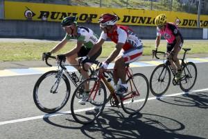 A 16 reprises les meilleurs ont escaladé la bosse du Dunlop. C'est là que Christophe Darne a fait la différence à deux tours de l'arrivée.