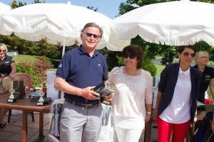 2e en net, Patrice Frances a remporté le trophée dans la catégorie,