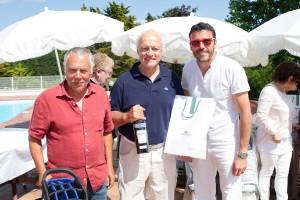Des accessits pour Rémi Guidicelli, Michel Boudet et Thomas Guichard