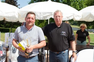 Première participation et première victoire en 3e série pour le Rennais Stéphane Grammont