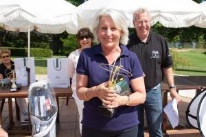 En net, chez les dames, c'est Sophie Rack-d'Avezac qui a décroché le trophée.