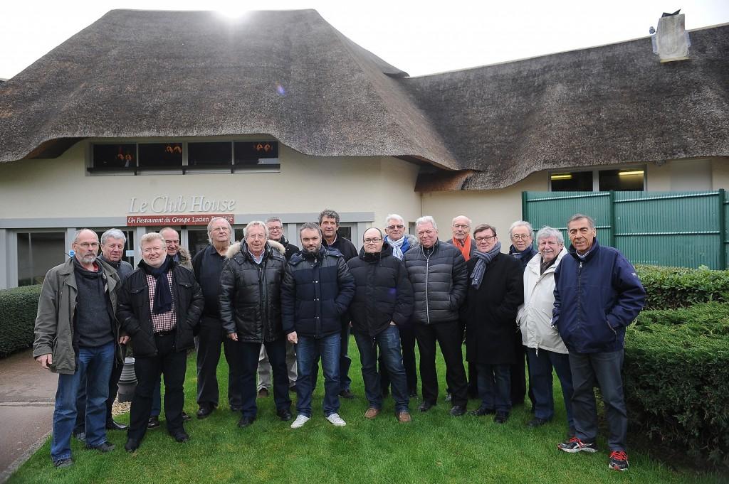 Seuls, 17 journalistes assistaient à cette assemblée générale 2016 au golf de La Baule.