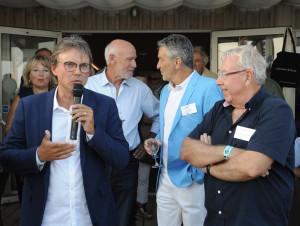 Yannick Le Bihan, directeur régional de Kaufman & Broad a lancé le 12e « National »